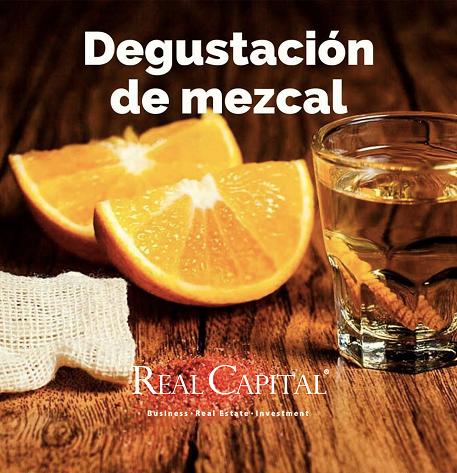 DEGUSTACIÓN DE MEZCAL